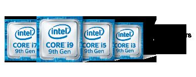intel-core-i3i5i7i9-9e génération