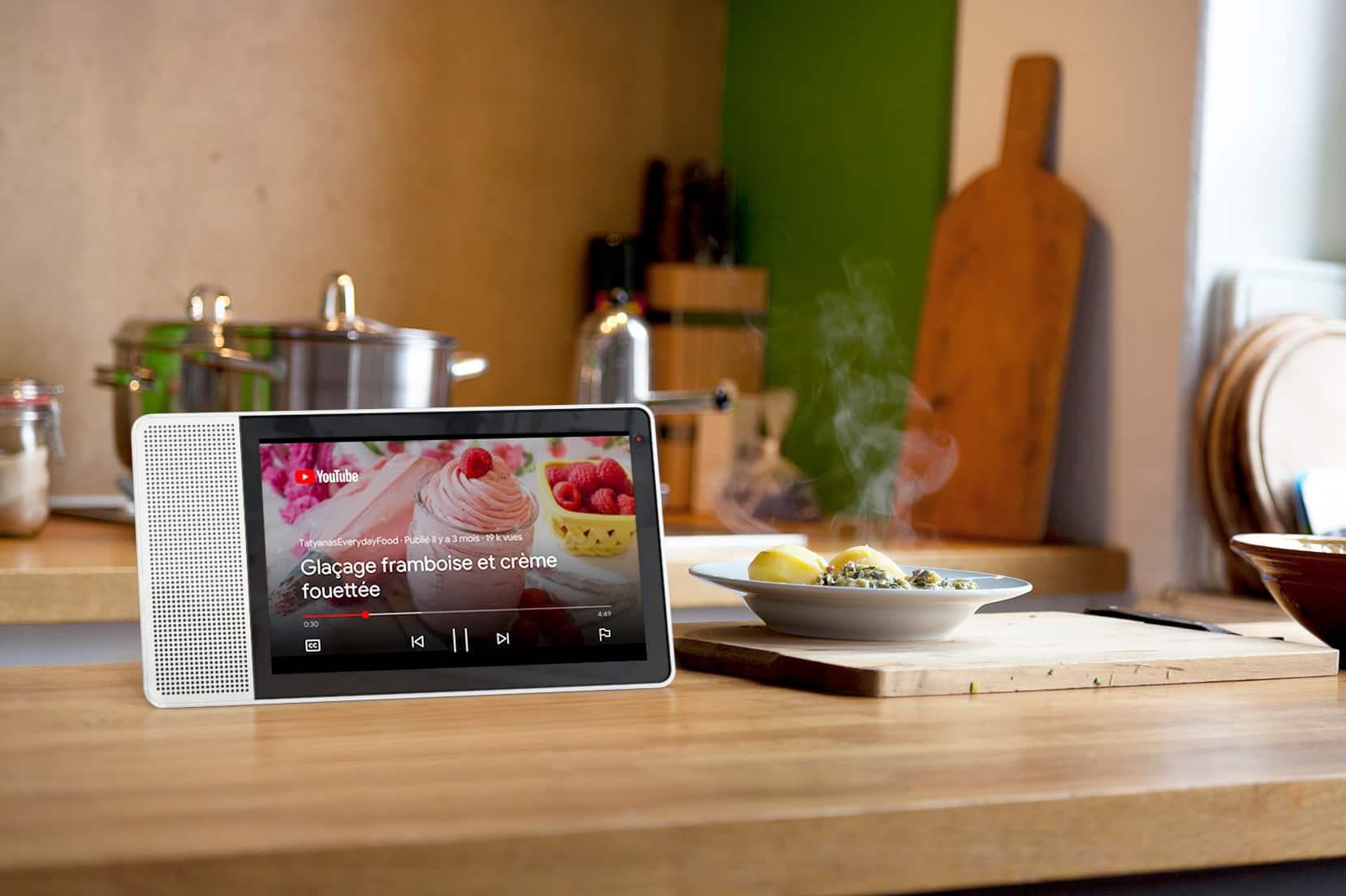 Votre télévision de cuisine