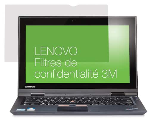 Lenovo 12.5-inch W9 Laptop Privacy Filter from 3M